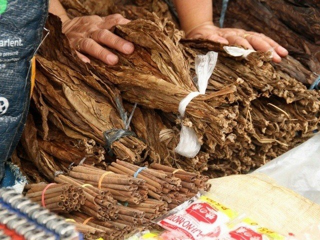 wholesale tobacco leaf