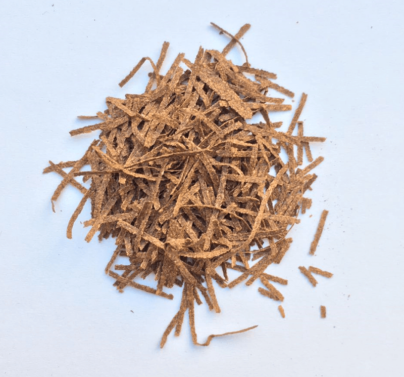 reconstituted tobacco composite